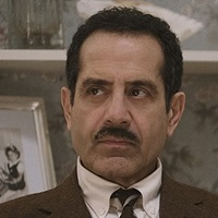 Abe Weissman played by Tony Shalhoub