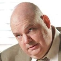J.J. LaRoche played by Pruitt Taylor Vince