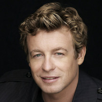 Patrick Jane played by Simon Baker