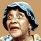 Moms Mabley played by Moms Mabley