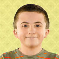 Brick Heck played by Atticus Shaffer Image
