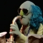 Zoot the Sax Player played by Dave Goelz