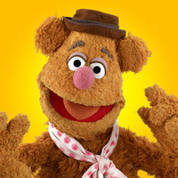 Fozzie Bear The Muppets