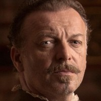 Captain Treville played by Hugo Speer