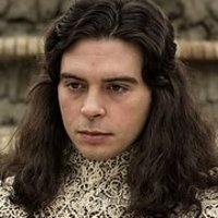 King Louis XIII played by Ryan Gage