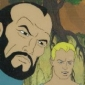 Dr. Hans Zarkov (1979 The New Animated Adventures of Flash Gordon