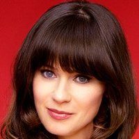 Jessica Day played by Zooey Deschanel