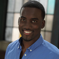 Chris played by Shamier Anderson