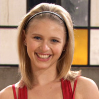 Emily played by Alexandra Beaton