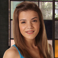 Riley played by Brittany Raymond