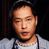 Topher played by Ken Leung