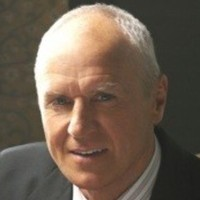 Caleb Nichol played by Alan Dale