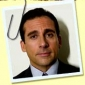 Michael Scott played by Steve Carell Image