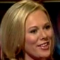 Margaret Hoover played by Margaret Hoover