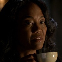 Esther Mikaelson played by Sonja Sohn