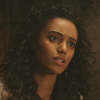 Rebekah Mikaelson played by Maisie Richardson-Sellers