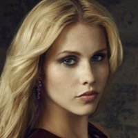 Rebekah Mikaelson played by Claire Holt