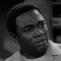 Sgt. James Conover played by Ivan Dixon