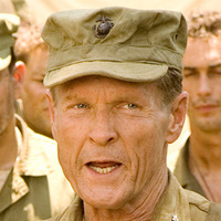 Lt. Colonel Lewis 'Chesty' Puller played by William Sadler