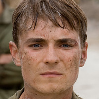 Pfc R.V. Burgin played by Martin McCann
