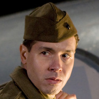 Sgt. John Basilone played by Jon Seda