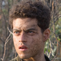 Cpl. Merriell 'Snafu' Shelton played by Rami Malek