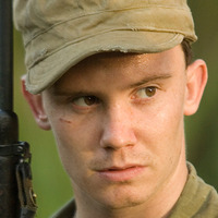 Pfc. Jay De L'eau played by Dylan Young