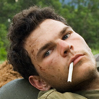 Pfc. Lew 'Chuckler' Juergens played by Josh Helman