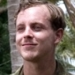 Pfc. Ronnie Gibson  played by Tom Budge