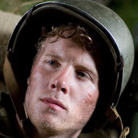 Pfc. Sidney Phillips played by Ashton Holmes