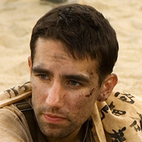Pfc. Wilbur 'Runner' Conley played by Keith Nobbs