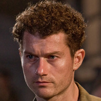 Pfc. Robert Leckie played by James Badge Dale