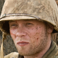 Pvt. Bill Leyden played by Brendan Fletcher