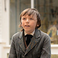 Arthur played by Finn Burridge