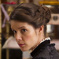 Clara played by Sonya Cassidy