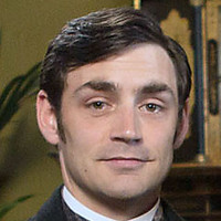 Dudley played by Matthew McNulty