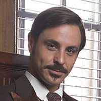 John Moray played by Emun Elliott