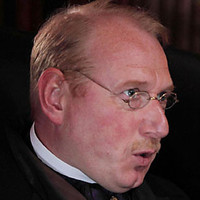 Joseph Fenton played by Adrian Scarborough