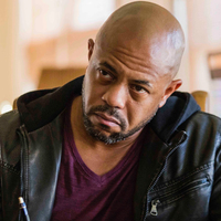 Abe Gaines played by Rockmond Dunbar