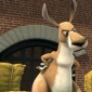 Joey The Penguins of Madagascar
