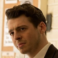Alvin Levin played by Anthony Boyle