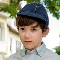 Philip Levin played by Azhy Robertson