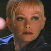 Brigitte played by Pamela Gidley
