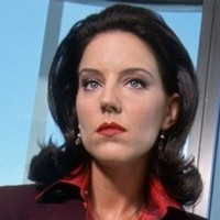Miss Parker played by Andrea Parker