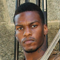 Shondo Blades played by