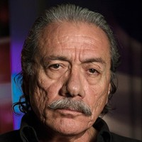 Edward James Olmos The Real History of Science Fiction (UK)