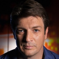 Nathan Fillion The Real History of Science Fiction (UK)
