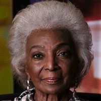 Nichelle Nichols The Real History of Science Fiction (UK)