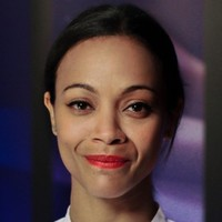 Zoe Saldana The Real History of Science Fiction (UK)