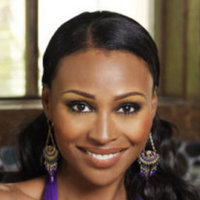 Cynthia Bailey played by Cynthia F. Bailey
